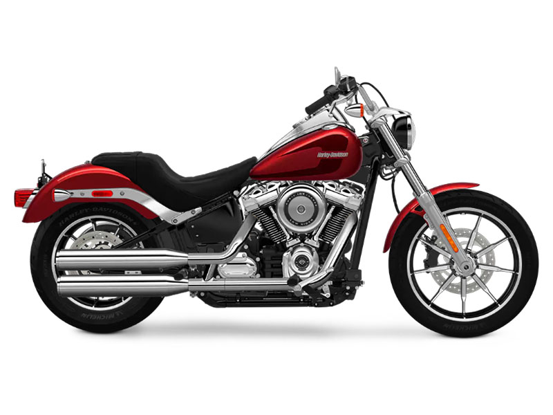 2018 Harley-Davidson Low Rider® 107 in Erie, Pennsylvania