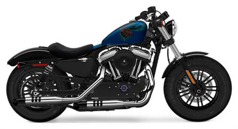 2018 Harley-Davidson 115th Anniversary Forty-Eight® in Augusta, Maine