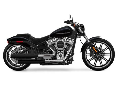 2018 Harley-Davidson Breakout®107 in Carroll, Ohio