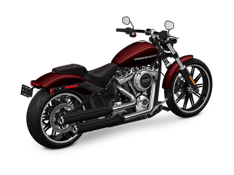 2018 Harley-Davidson Breakout®107 in Junction City, Kansas