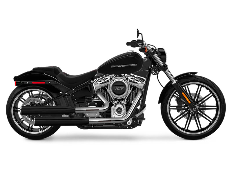 2018 Harley-Davidson Breakout®107 in New York Mills, New York