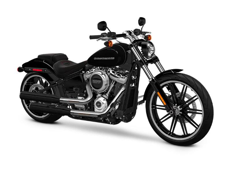 2018 Harley-Davidson Breakout®107 in Lake Charles, Louisiana