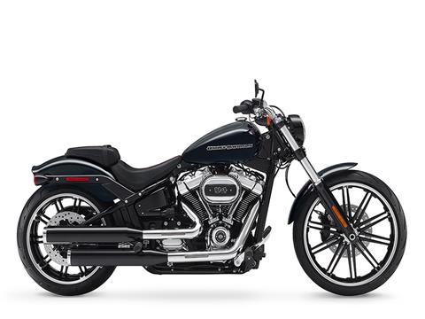 2018 Harley-Davidson Breakout®114 in Moorpark, California