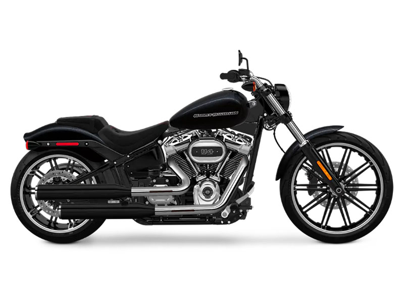 2018 Harley-Davidson Breakout®114 in Rothschild, Wisconsin