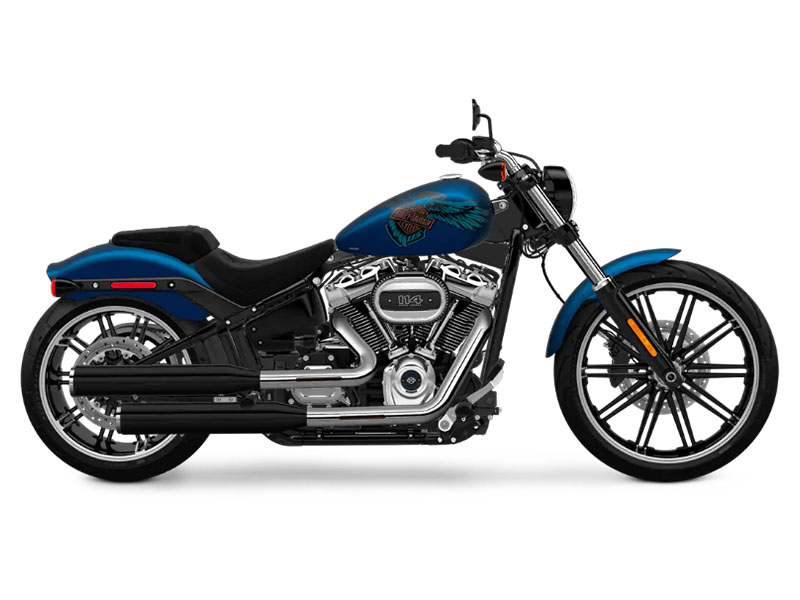 2018 Harley-Davidson Breakout®114 in Washington, Utah