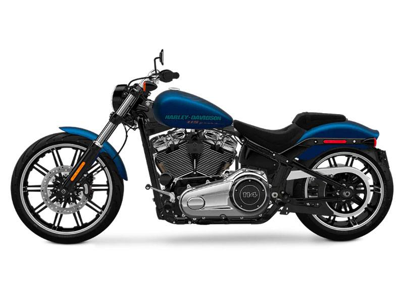 2018 Harley-Davidson 115th Anniversary Breakout®114 in Branford, Connecticut