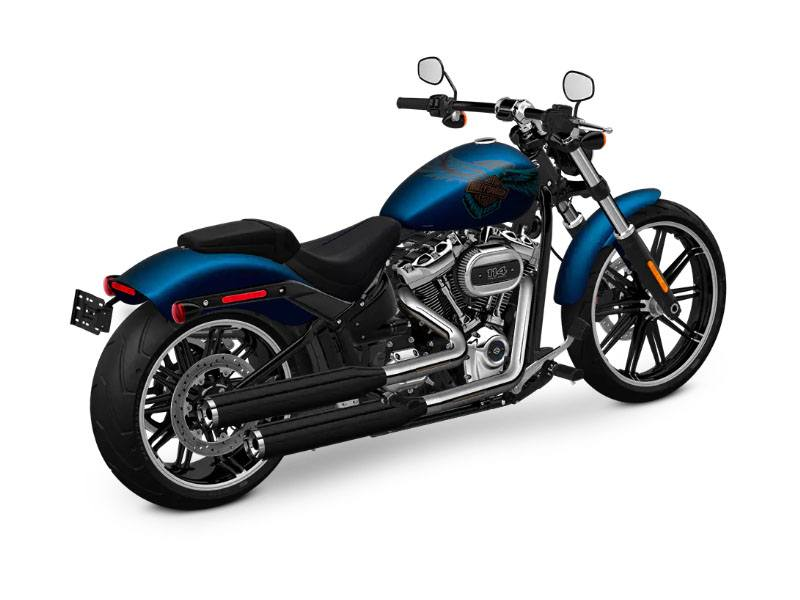 2018 Harley-Davidson 115th Anniversary Breakout®114 in Sunbury, Ohio