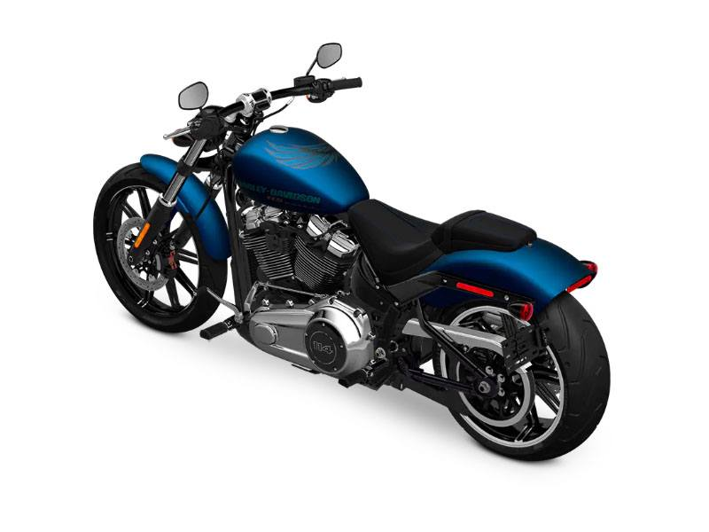 2018 Harley-Davidson 115th Anniversary Breakout®114 in Erie, Pennsylvania