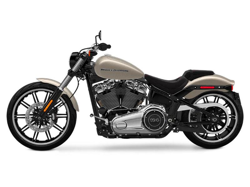 2018 Harley-Davidson Breakout® 114 in Sheboygan, Wisconsin - Photo 2