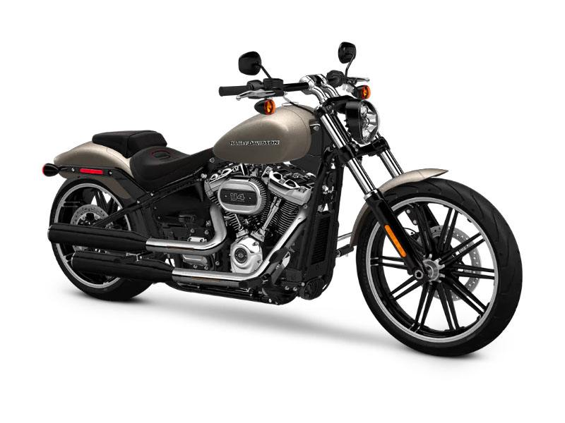 2018 Harley-Davidson Breakout® 114 in Carroll, Iowa - Photo 3