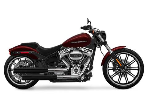 2018 Harley-Davidson Breakout®114 in Galeton, Pennsylvania