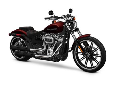 2018 Harley-Davidson Breakout® 114 in Monroe, Michigan - Photo 4