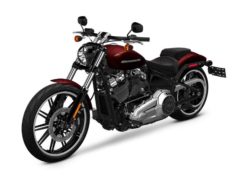 2018 Harley-Davidson Breakout®114 in Johnstown, Pennsylvania