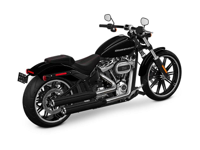 2018 Harley-Davidson Breakout®114 in Greensburg, Pennsylvania