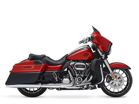 2018 Harley-Davidson CVO™ Street Glide® in Johnstown, Pennsylvania