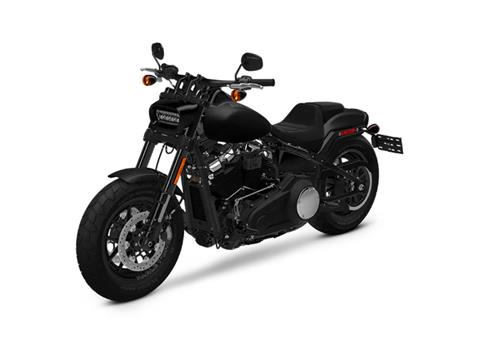 2018 Harley-Davidson Fat Bob® 107 in Traverse City, Michigan
