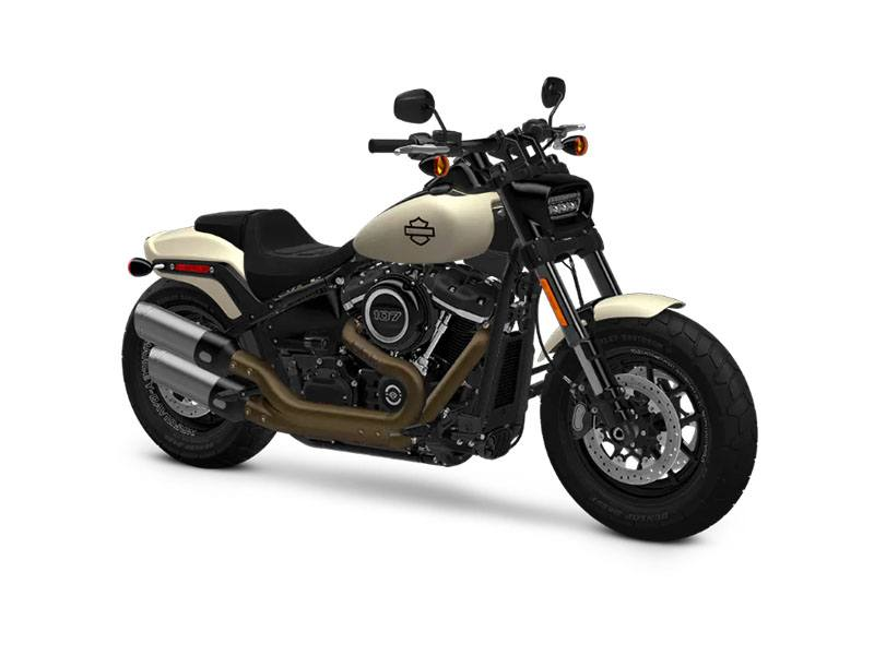 2018 Harley-Davidson Fat Bob® 107 in Pittsfield, Massachusetts