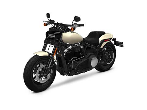 2018 Harley-Davidson Fat Bob® 107 in Hermon, Maine
