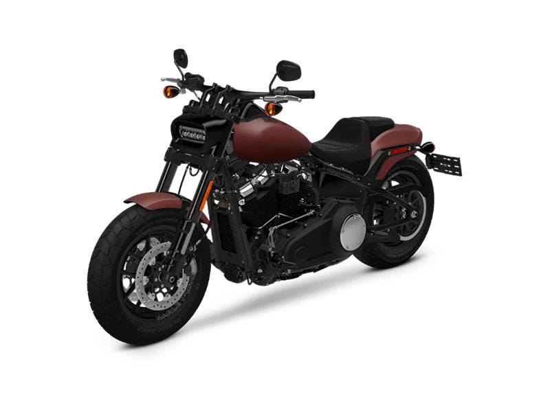 2018 Harley-Davidson Fat Bob® 107 in Johnstown, Pennsylvania