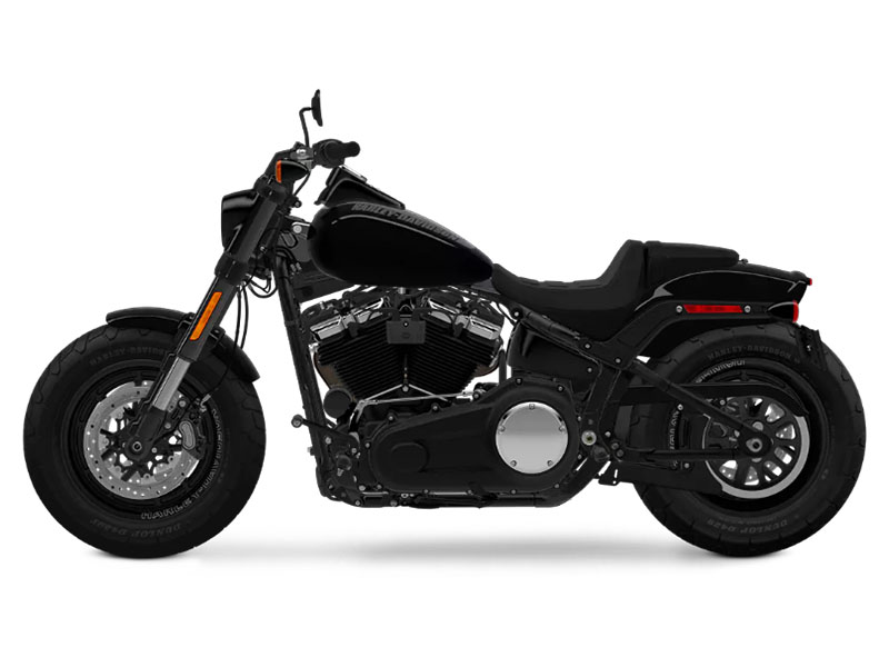 2018 Harley-Davidson Fat Bob® 107 in Branford, Connecticut