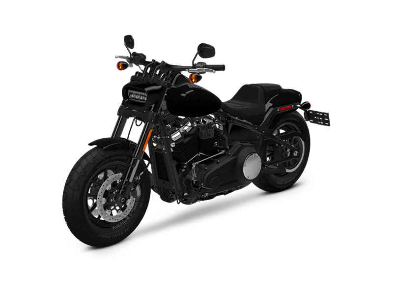 2018 Harley-Davidson Fat Bob® 107 in Sunbury, Ohio