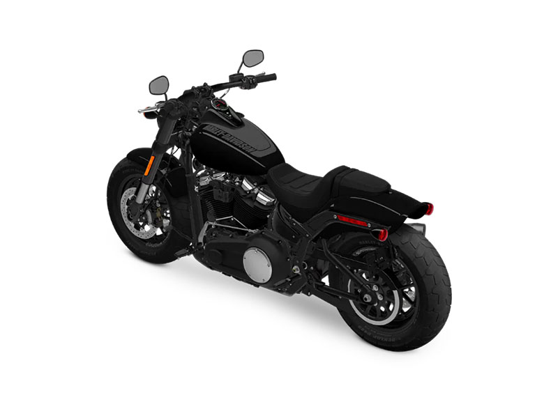 2018 Harley-Davidson Fat Bob® 107 in Lakewood, New Jersey