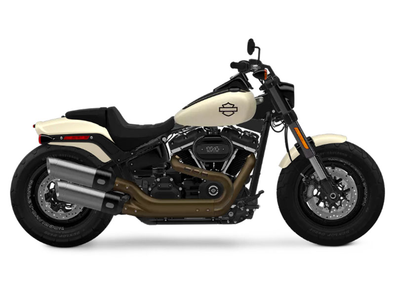 2018 Harley-Davidson Fat Bob®114 in Washington, Utah