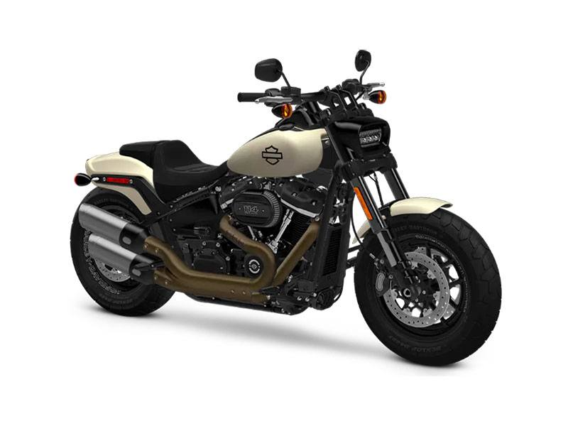 2018 Harley-Davidson Fat Bob®114 in Marquette, Michigan
