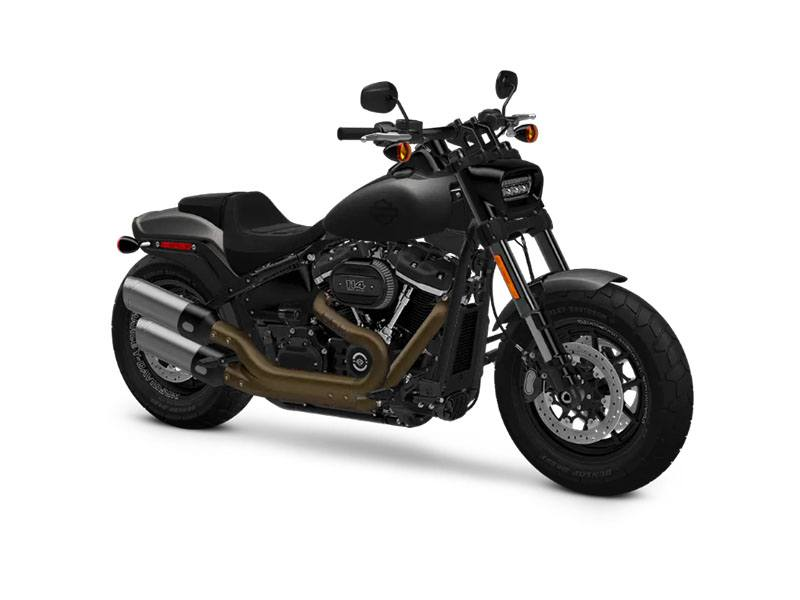 2018 Harley-Davidson Fat Bob®114 in Gaithersburg, Maryland