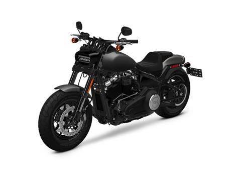 2018 Harley-Davidson Fat Bob® 114 in Washington, Utah