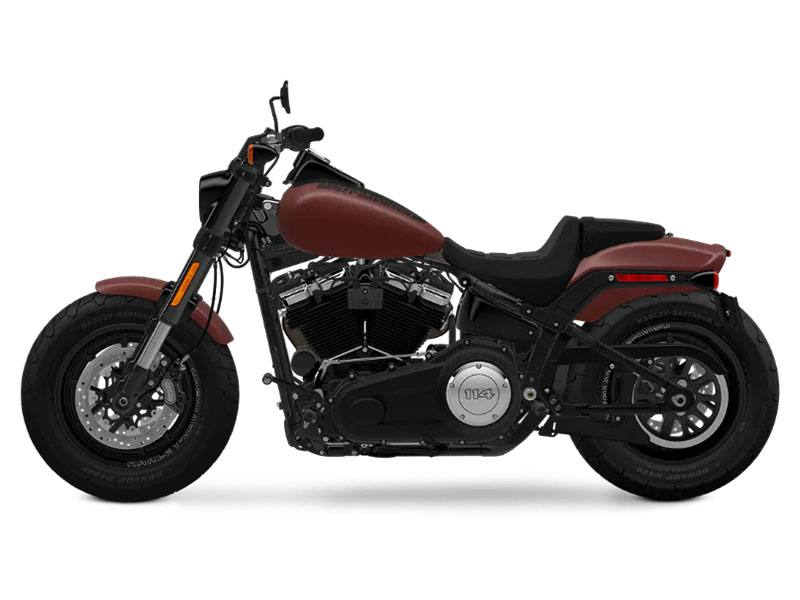 2018 Harley-Davidson Fat Bob®114 in Traverse City, Michigan