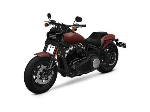 2018 Harley-Davidson Fat Bob®114 in Davenport, Iowa