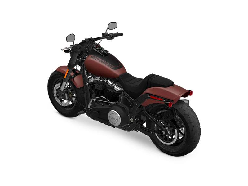 2018 Harley-Davidson Fat Bob®114 in Pittsfield, Massachusetts