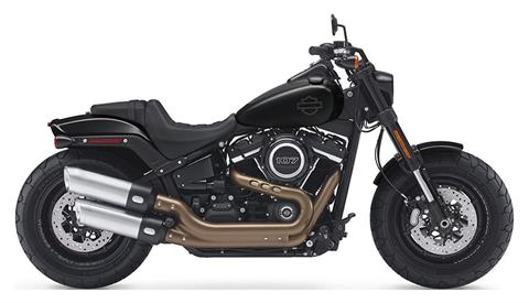 2018 Harley-Davidson Fat Bob® 107 in Erie, Pennsylvania