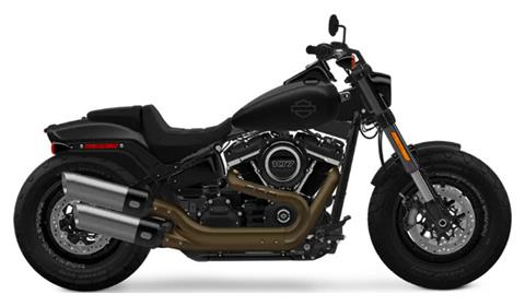 2018 Harley-Davidson Fat Bob® 107 in Mentor, Ohio