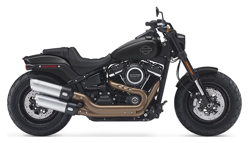 2018 Harley-Davidson Fat Bob® 107 in Dubuque, Iowa - Photo 1