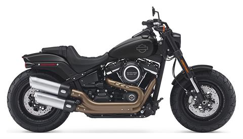 2018 Harley-Davidson Fat Bob® 107 in Plainfield, Indiana
