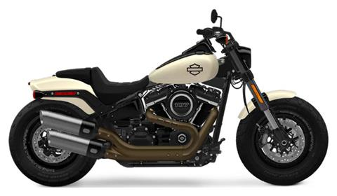 2018 Harley-Davidson Fat Bob® 107 in Augusta, Maine