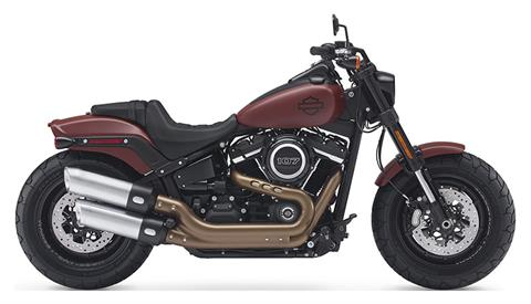 2018 Harley-Davidson Fat Bob® 107 in Davenport, Iowa