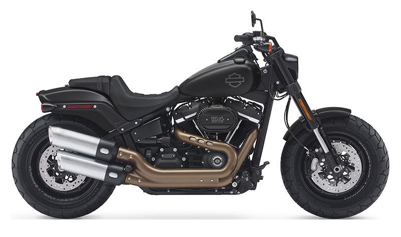 2018 Harley-Davidson Fat Bob® 114 in Erie, Pennsylvania - Photo 1