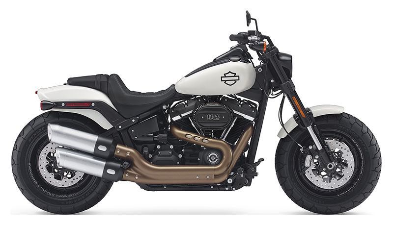2018 Harley-Davidson Fat Bob® 114 in Mauston, Wisconsin - Photo 1