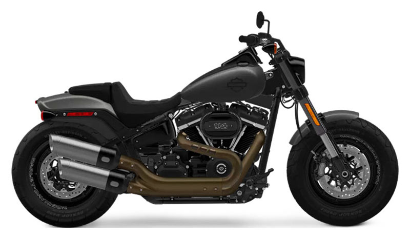2018 Harley-Davidson Fat Bob® 114 in Richmond, Indiana