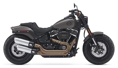 2018 Harley-Davidson Fat Bob® 114 in Davenport, Iowa