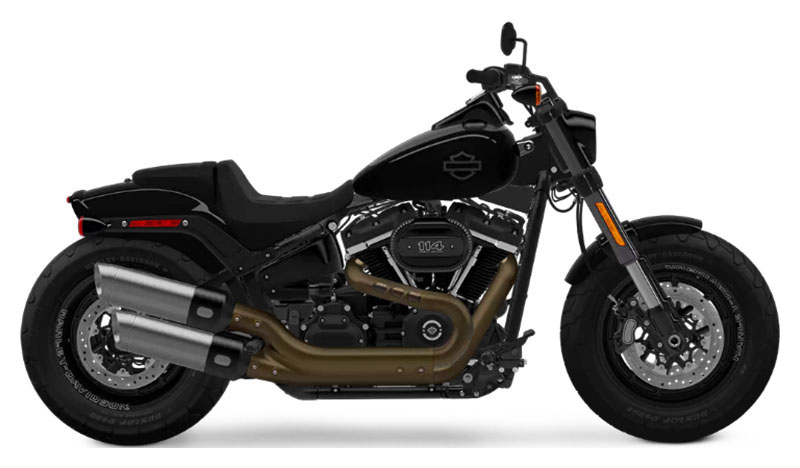 2018 Harley-Davidson Fat Bob® 114 in Mentor, Ohio