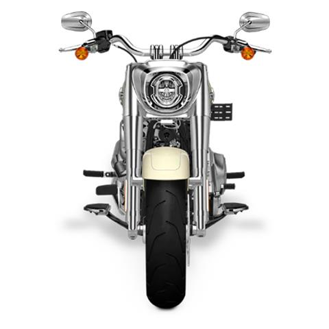 2018 Harley-Davidson Fat Boy®107 in Pittsfield, Massachusetts