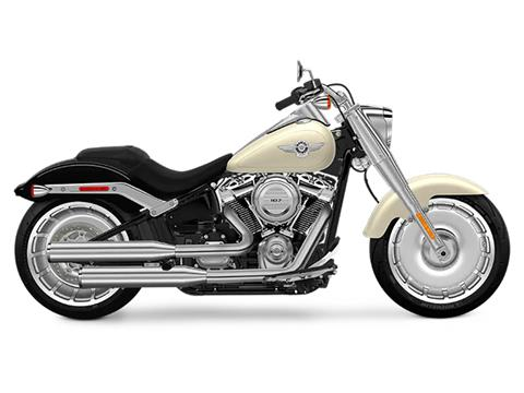 2018 Harley-Davidson Fat Boy®107 in Carroll, Ohio