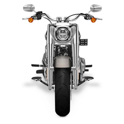 2018 Harley-Davidson Fat Boy®107 in Marquette, Michigan