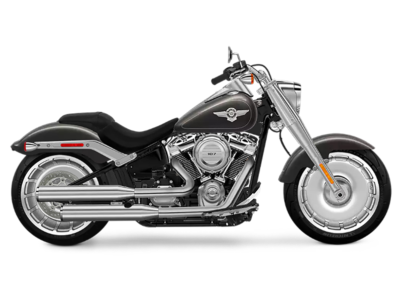 2018 Harley-Davidson Fat Boy®107 in Davenport, Iowa