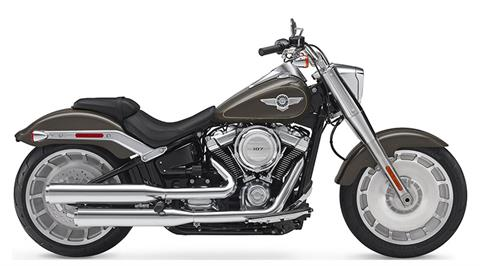 2018 Harley-Davidson Fat Boy® 107 in Davenport, Iowa