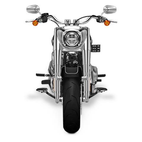 2018 Harley-Davidson Fat Boy®107 in Osceola, Iowa